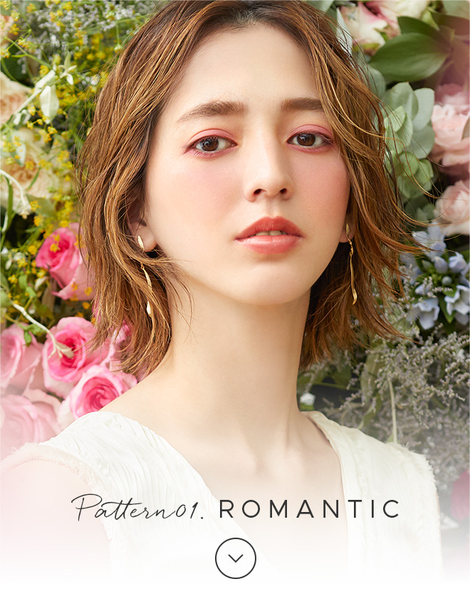 Pattern01. ROMANTIC