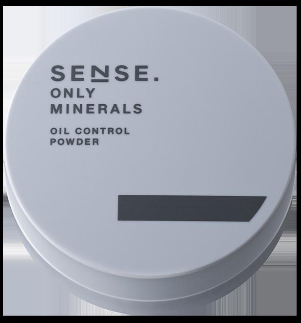 オンリーミネラル SENSE.ONLY MINERALS オイルコントロールパウダー