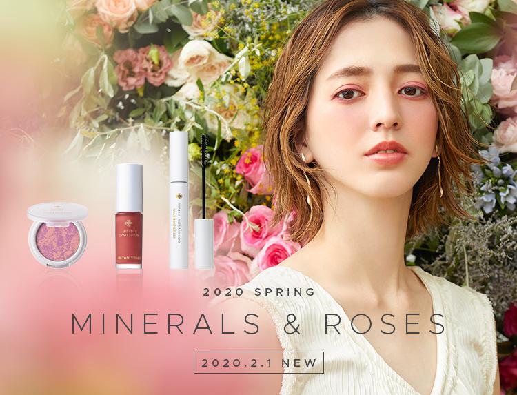 MINERALS & ROSES
